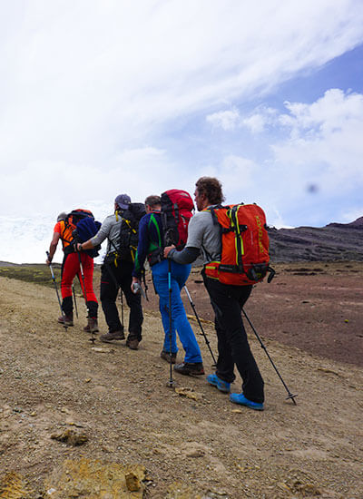 Rainbow Mountain – Ausangate trek 2 days – 1 night
