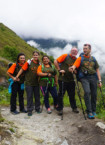 2 Day. Short Inca Trail Trek to Machu Picchu