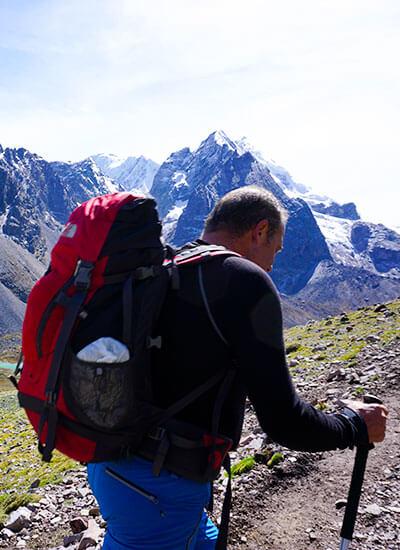 Ausangate & Rainbow Mountain trek 5 Days