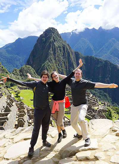 1 Day. Machu Picchu Day Tour – Full Day