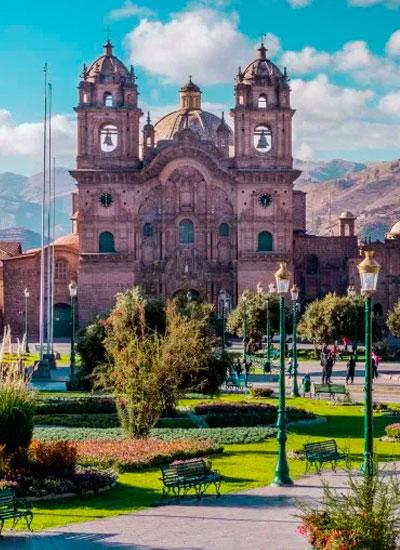 Half Day. City Tour Cusco