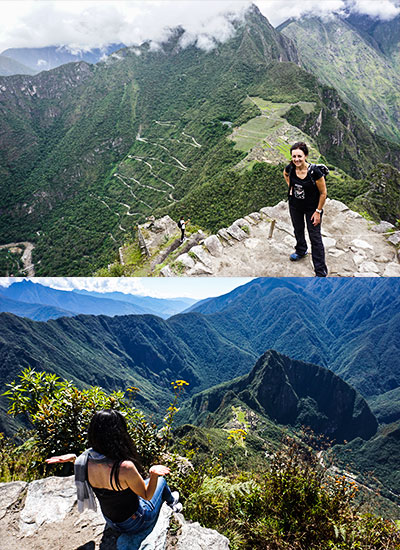 2-Day. Tour Huayna Picchu + Machu Pichu City