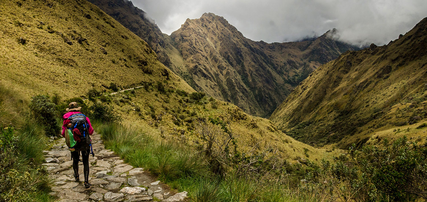 Inca Trail Group Service 4 days